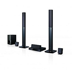LG Bluetooth 1000W Home Theater LHD647