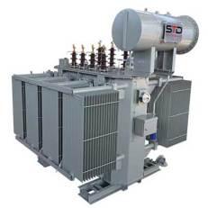 STD 5MVA 33/11 Power Transformer ON-LOAD