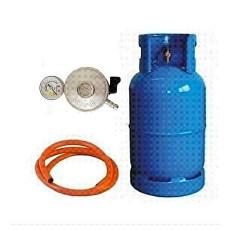 12.5kg Gas Cylinder With Hose And Metered Regulator