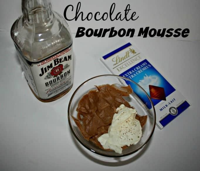 Chocolate Bourbon Mousse