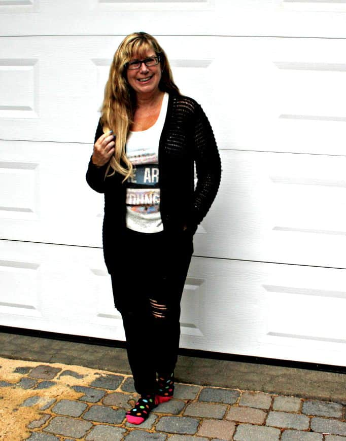 F21 outfit and new extensions