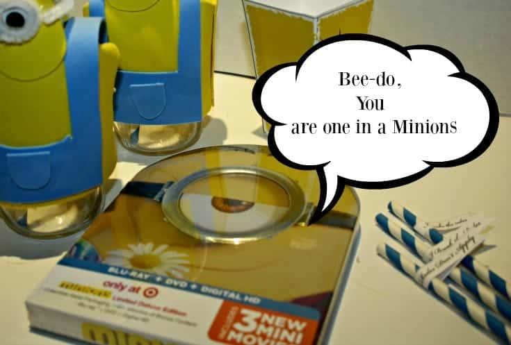 Minions at Target