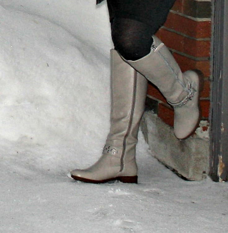 the Jessie Boot from Shoe Dazzle