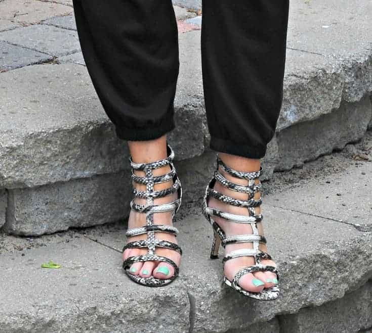 fun shoes from Shoe Dazzle.