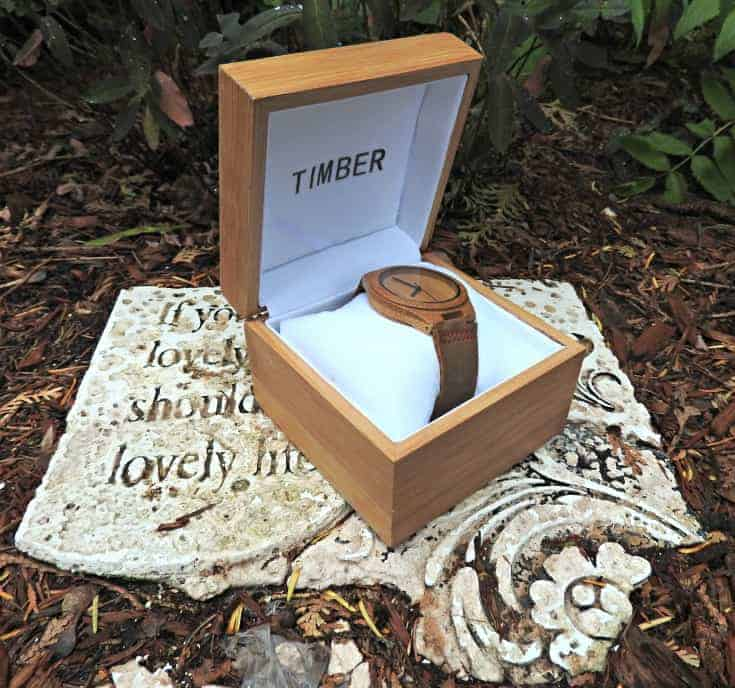 Timber watch