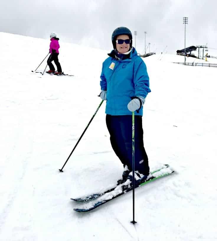 Mount St Louis Ski hill