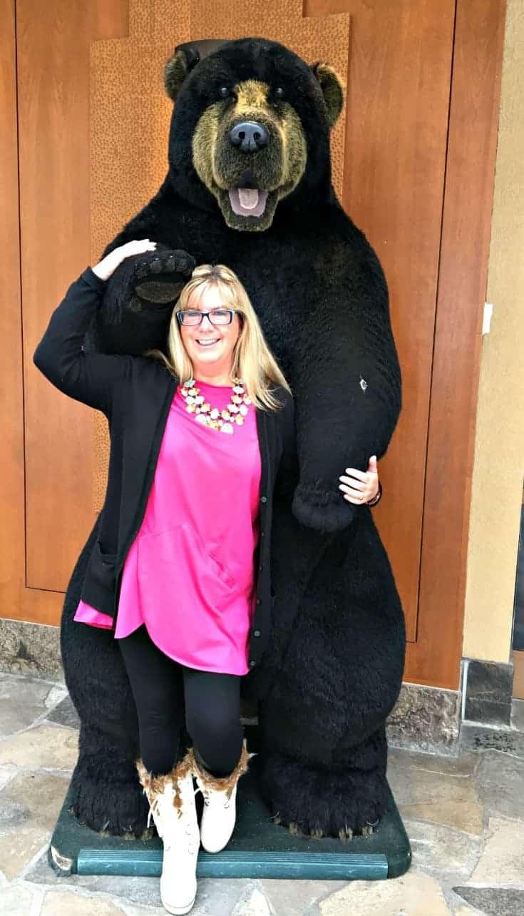 Casino Rama Bear