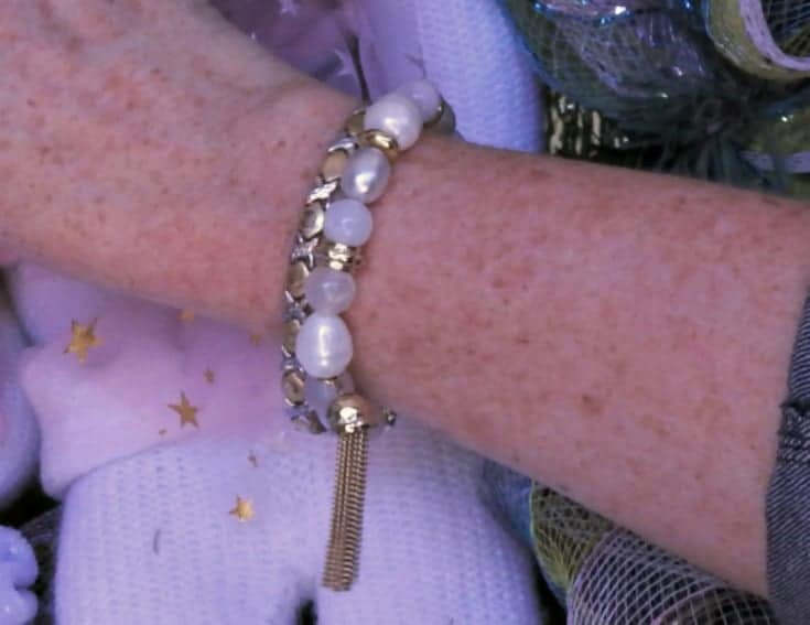 chico pearl bracelet for clarity