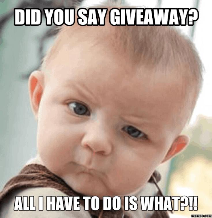 Instagram loop contests