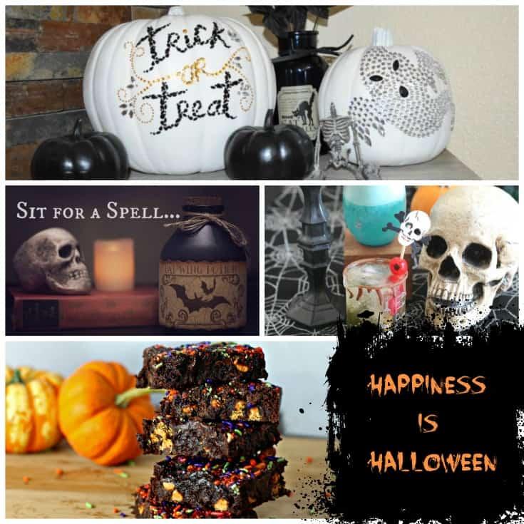 Happiness is Halloween