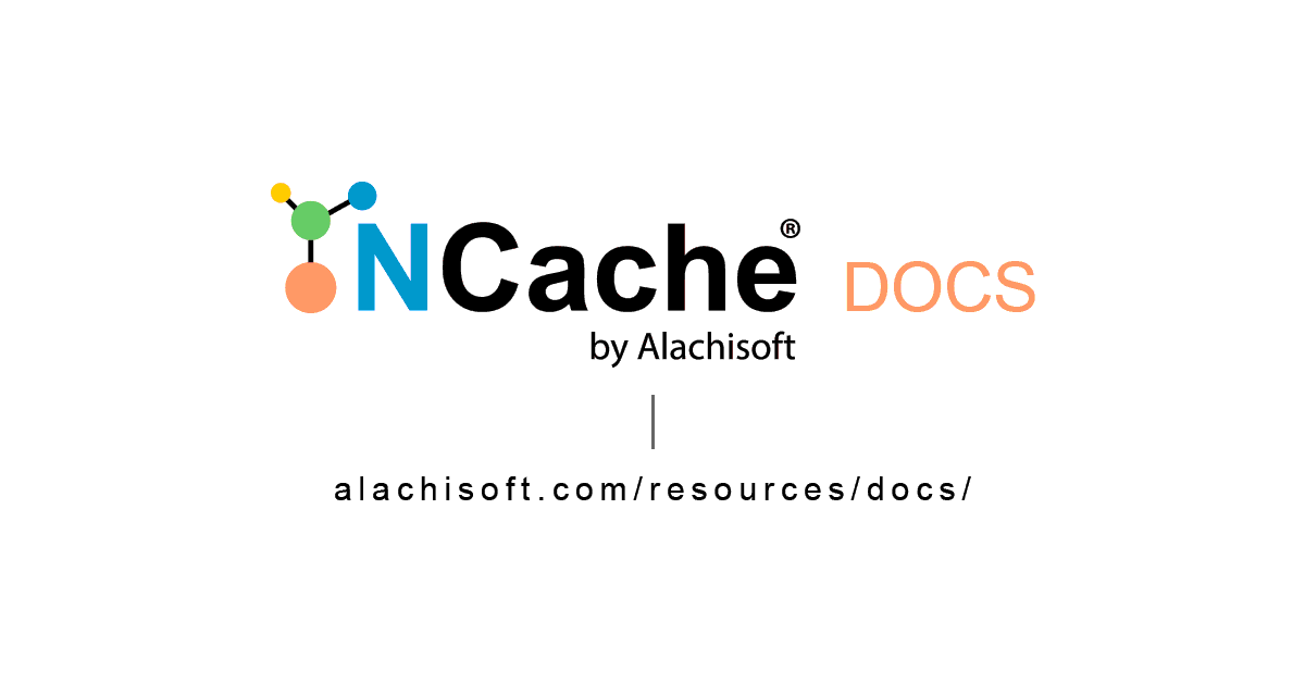 NCache Documentation and Guides