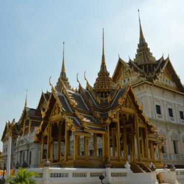 Art. 9 – Site à couper le souffle, Le Grand Palais & Bouddha d'Émeraude (Wat Phra Kaeo),