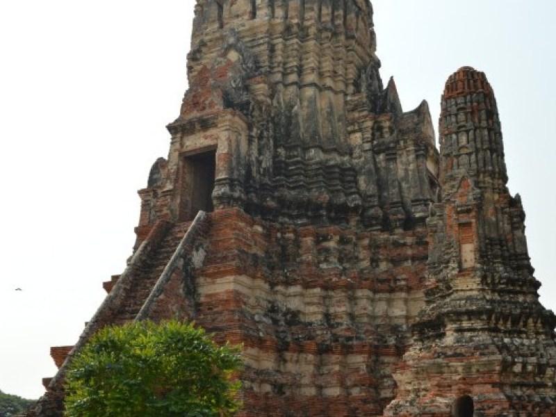 Ayutthaya - Wat Chaiwatthanaram