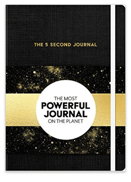 5 second journal cover
