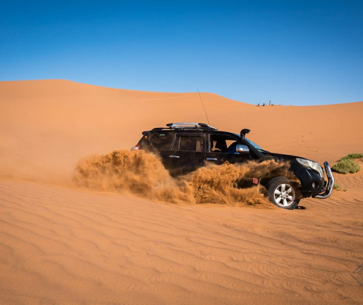 location 4x4 Maroc