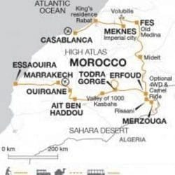 Discover Morocco By 4x4