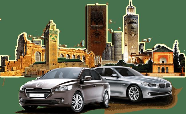 Location voiture Maroc pas cher