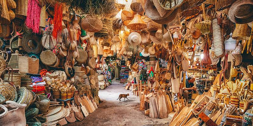 Shopping a Agadir et au Maroc