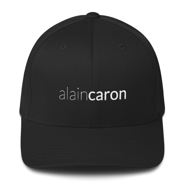 Alain Caron Hat