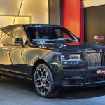 Alain Class Motors Rolls Royce Cullinan Black Badge