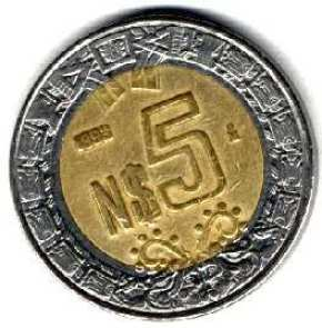 Resultado de imagen para moneda de 2 pesos