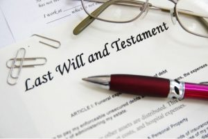 Do I need an attorney to write a will