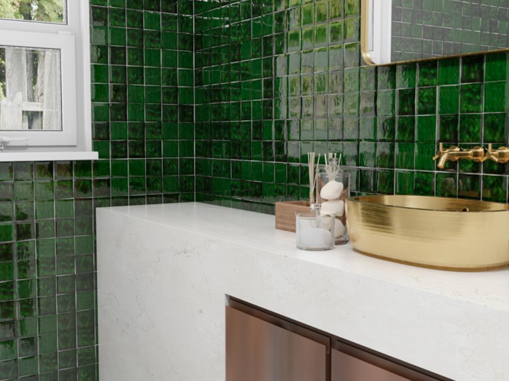 carrelage salle de bains faiences