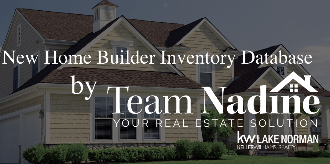 New Home Builder Inventory Database