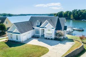 Waterfront Home Open House on Saturday