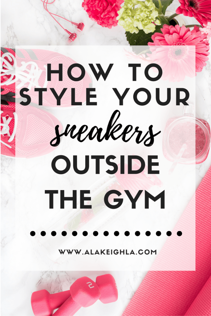 Styling Sneakers Gym