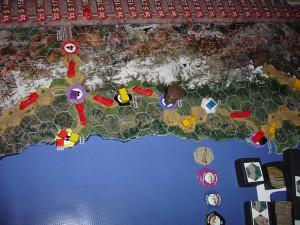Otra vista del mapa de chile