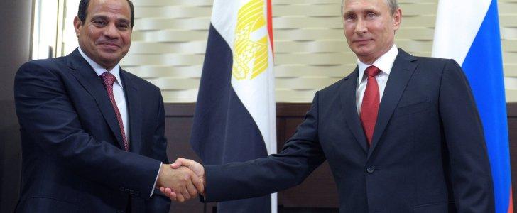 بوتين: نعمل علي استئناف رحلات الطيران مع مصر