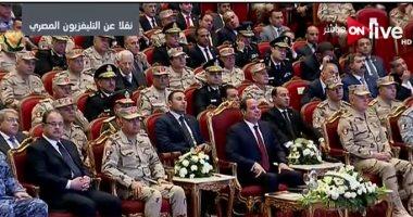 السيسي: المنطقة لن تتحمل حروبا أخرى.. والمساس بأمن الخليج يمس أمننا