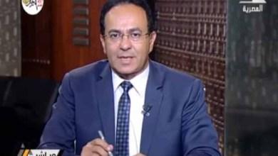 Photo of الصحفى مجدى دربالة فى سهرة رمضانية رياضية