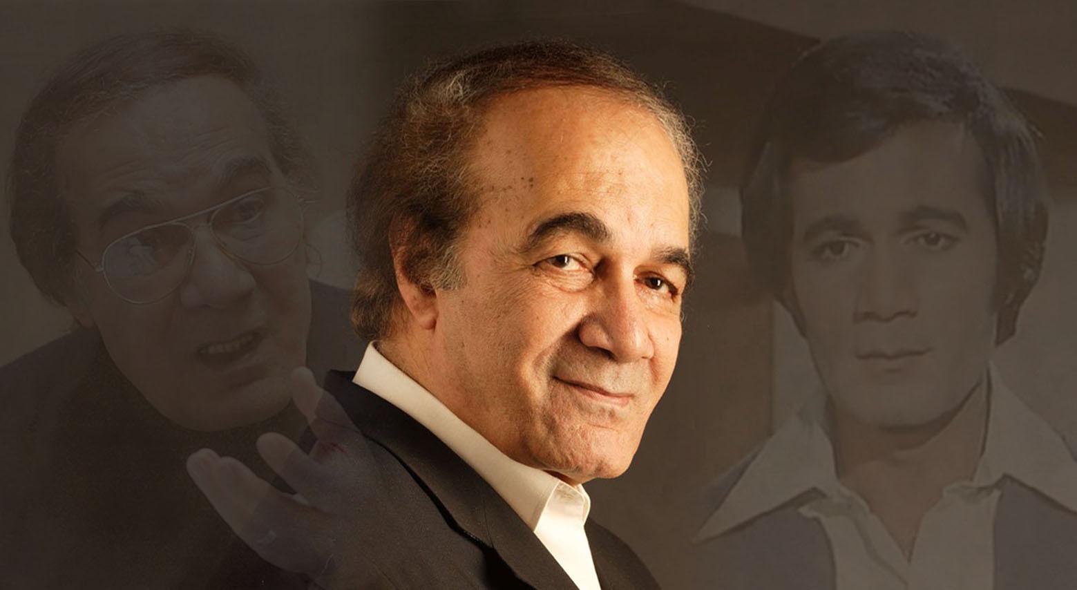 الفنان القدير محمود ياسين
