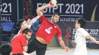 Photo of حلم التأهل يضيع.. مصر تخسر أمام بطل العالم لكرة اليد 2021