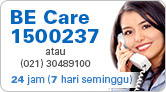 Call Center Bank Ekonomi Raharja.