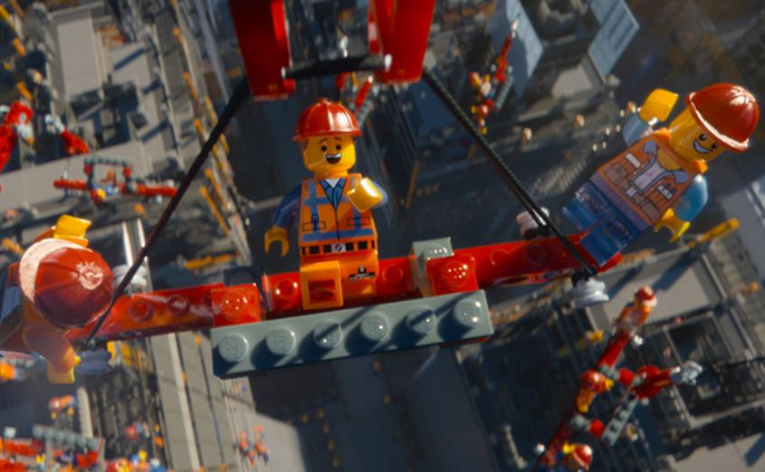 Everything Is Awesome In Lego Movie The Oak Leaf