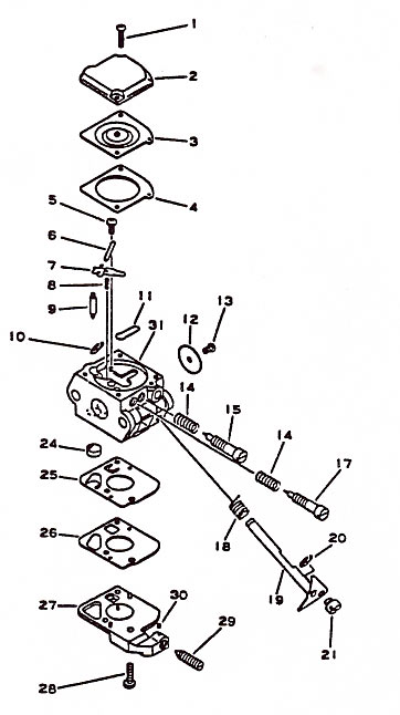 Poulan Pro Hedge Trimmer Parts Diagram, Poulan, Free