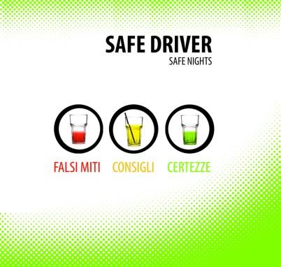 SAFE DRIVER. Video Spot, 2009-2010.