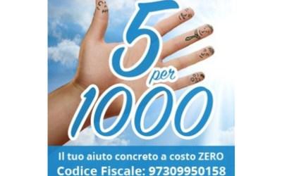 Perché donare il 5×1000 ad ALA Milano