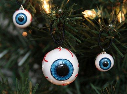 Eyeball Ornament