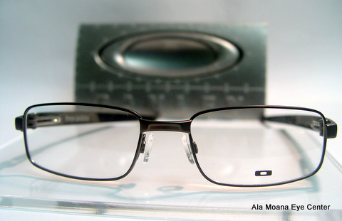 Metal Oakley Eyewear Eyeglasses