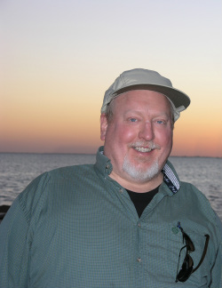 Author Lowell Mick White