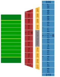 Dcig also seating charts alamodome rh
