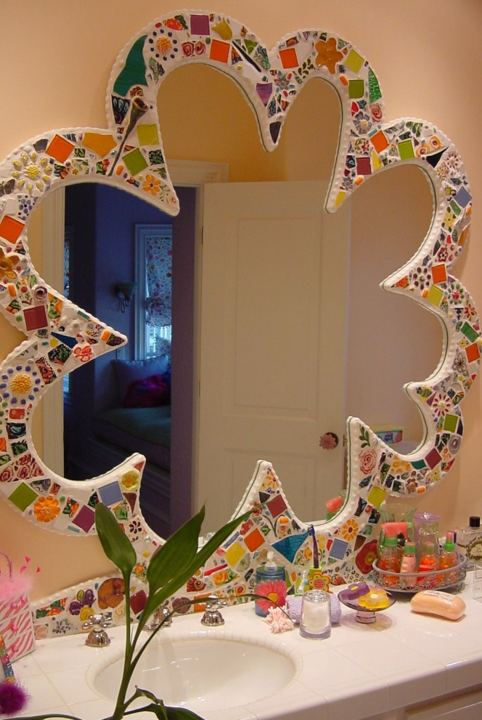 Decorating with custom mirrors