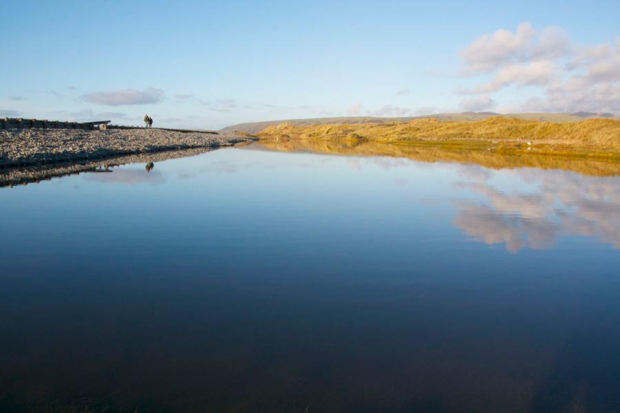 Ynyslas Lake