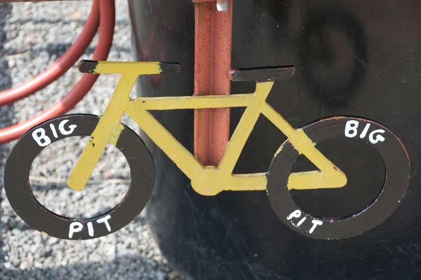 Big Pit Bike