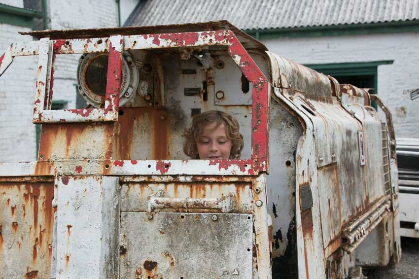 Rusty Machinery