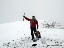 Back in Mendoza plus Aconcagua Summit Photos